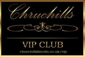 Churchill's VIP Club